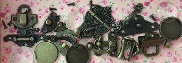 Metalen accesoires
