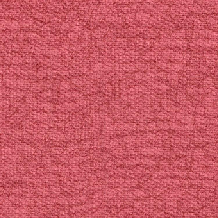 Stof a/s colorflow roze bloem