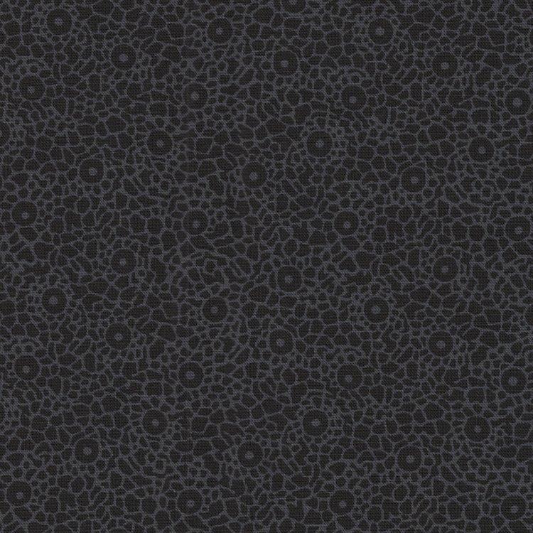 Stof a/s Quilters Basic Harmony zwart werkje