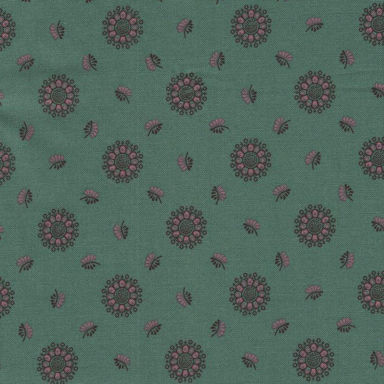 Penny Rose Charlotte groen werkje