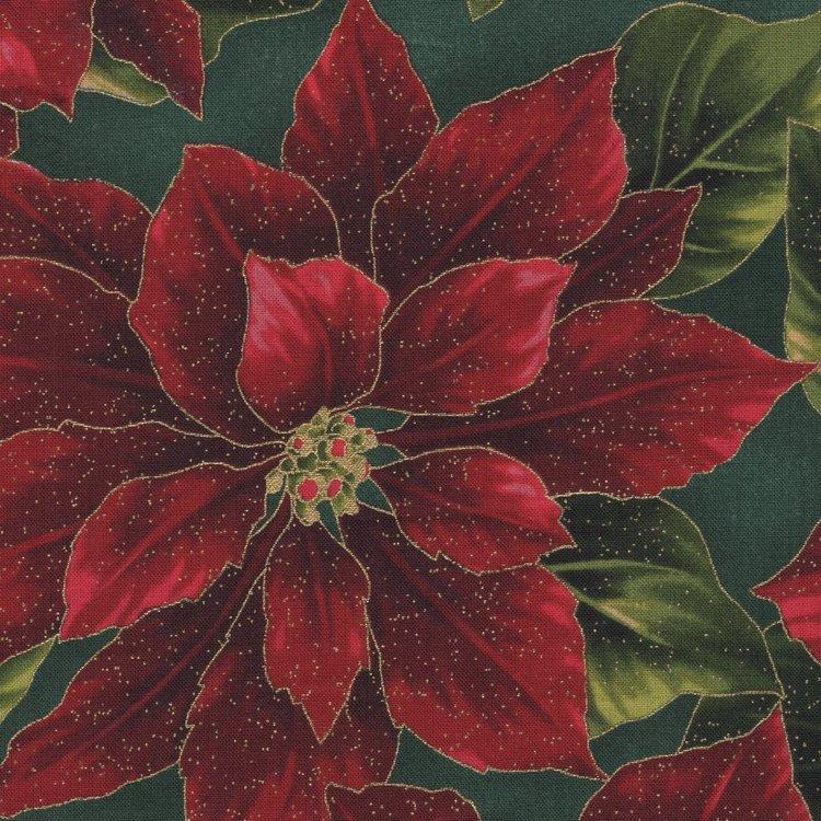 Hoffman California Kerst groen kerstster