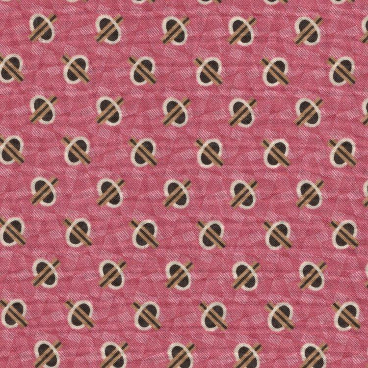 Andover Chesapeake roze geometric