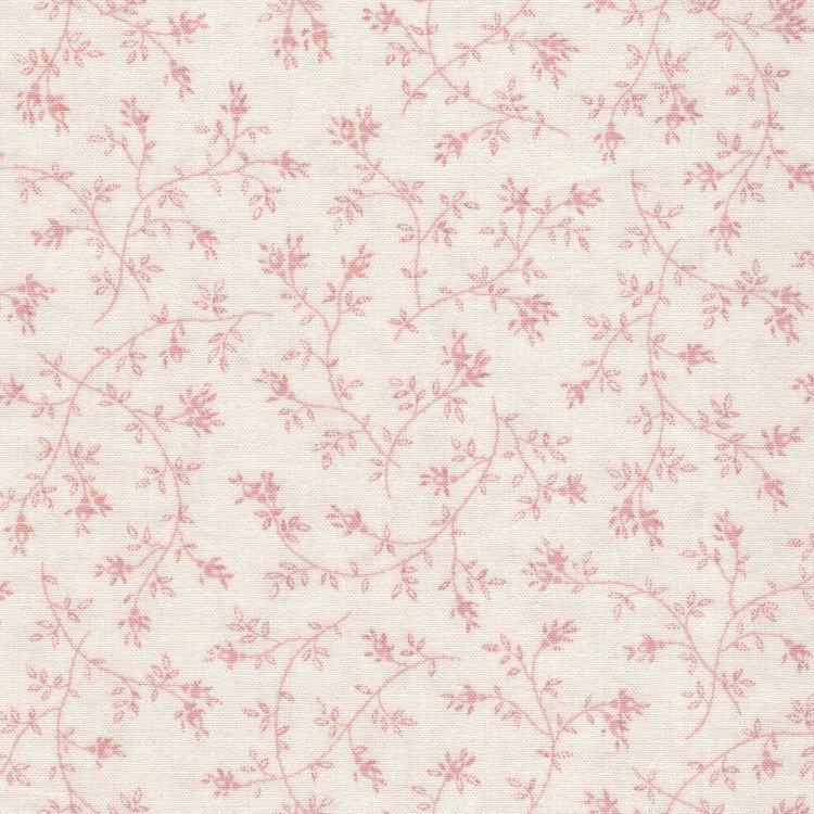Andover Super Bloom ecru roze takje