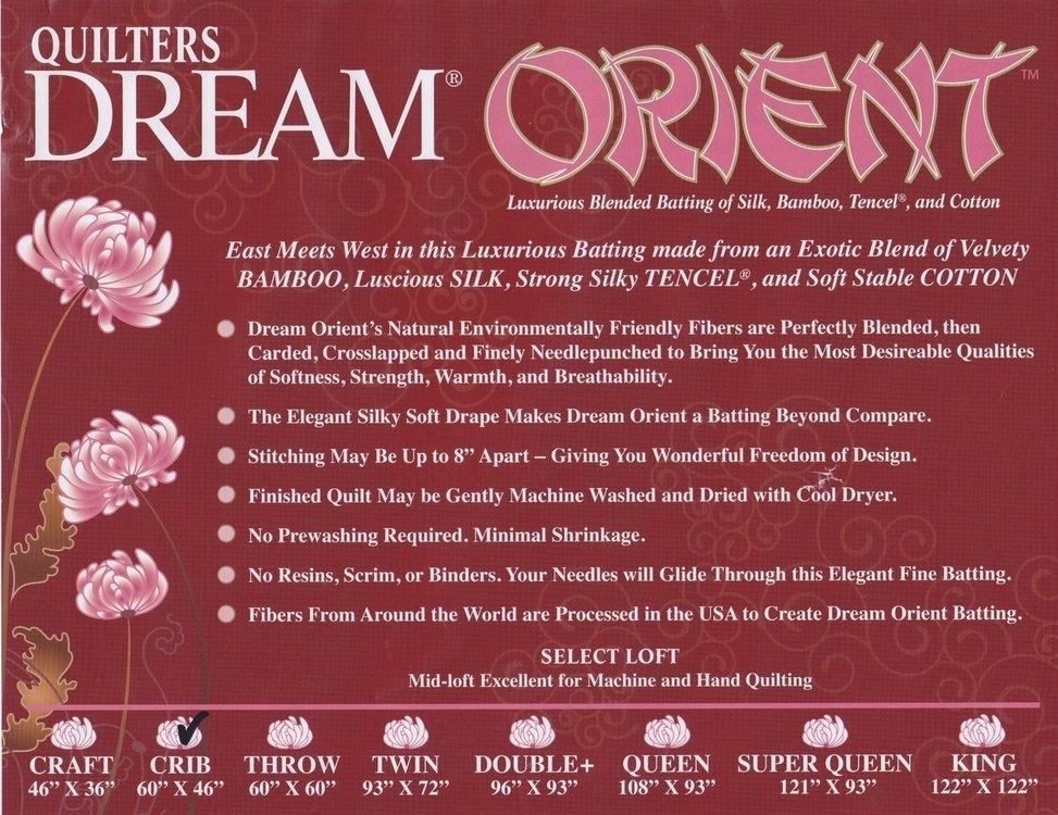 QD Orient KIng