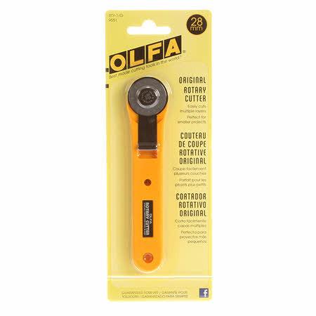 Olfa rotary cutter rolmes 28 mm