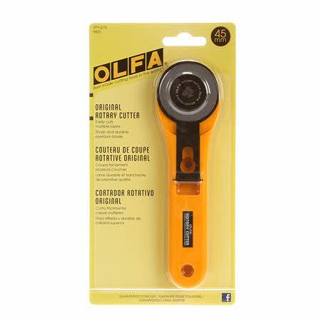 Olfa rotary cutter rolmes 45 mm
