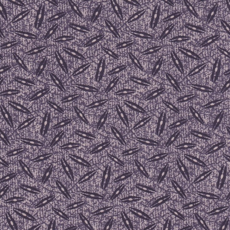 Penny Rose Fabrics Mourning Gray and Purple paars werkje