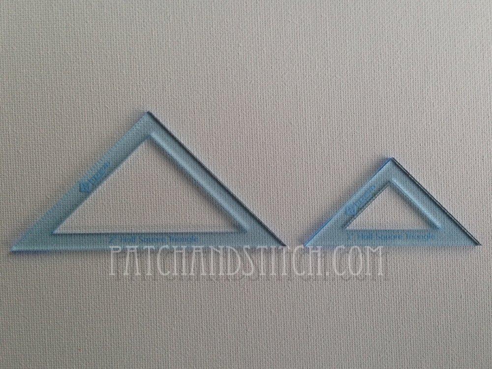 Imprezzio Template Rechthoekige Driehoek