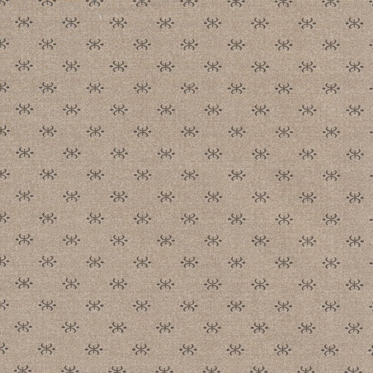 Windham Fabrics Shades of Grey taupe werkje.