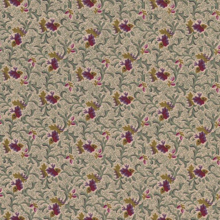 Penny Rose Fabrics Evandale groen takje