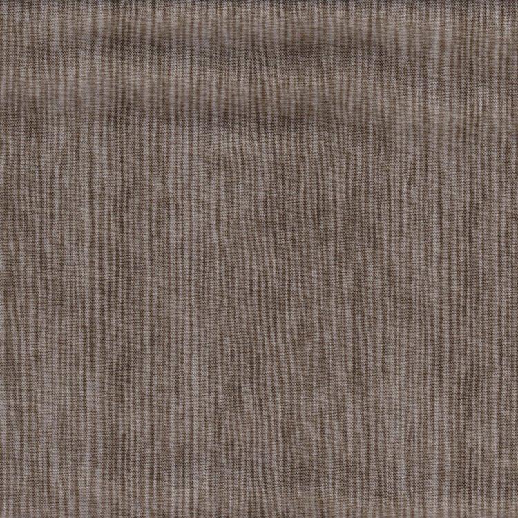 Stof a/s Kyoto Collection bruin streepje