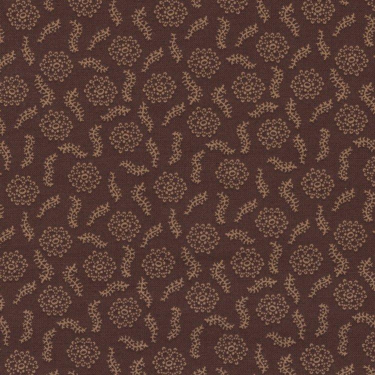 Windham Fabrics Kindred Spirits Sisters bruin werkje