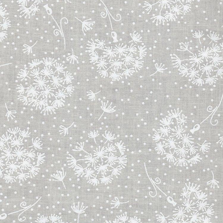 Galaxy Quilters Naturals wit op ecru