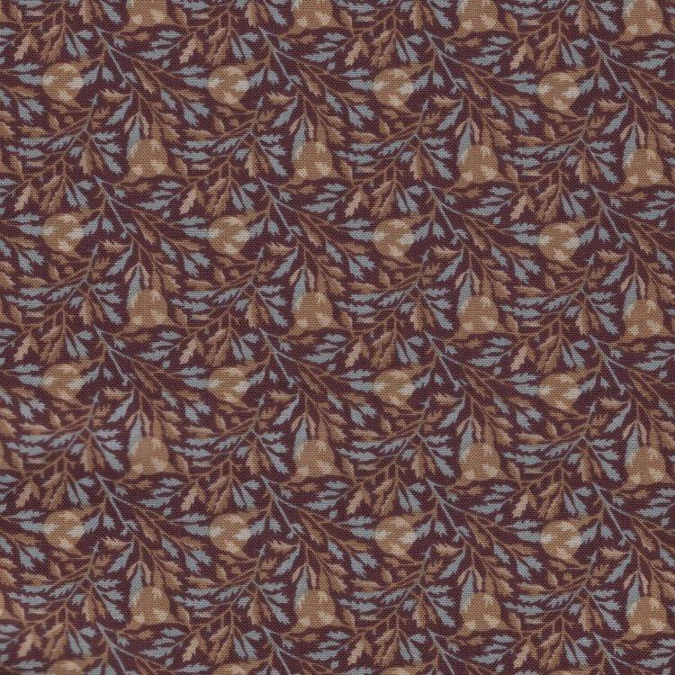 Windham Fabrics Larisa bruin werkje