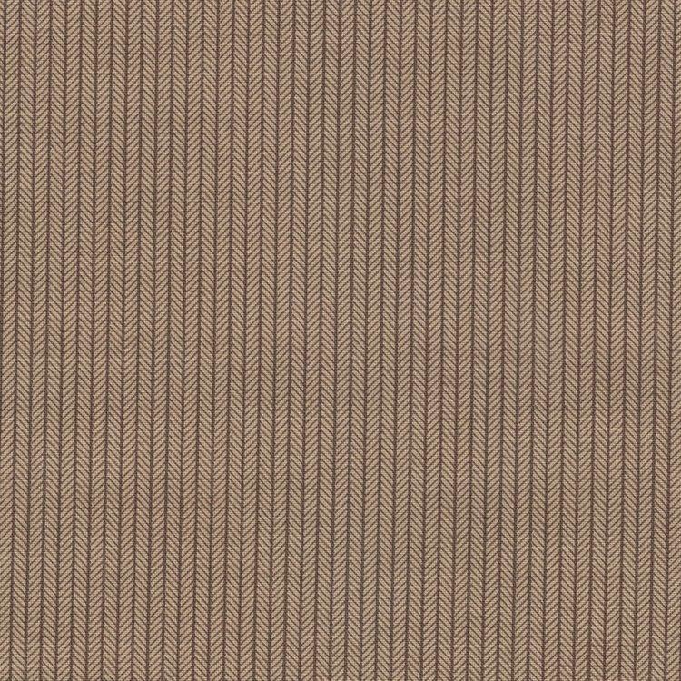 Windham Fabrics Kindred Spirits Gathering bruin streepje