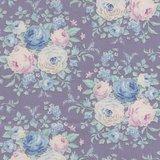 Tilda Old Rose paars roos_