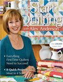 Start quilting with Alex Anderson_