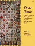 Dear Jane, Brenda Manges Papadakis_