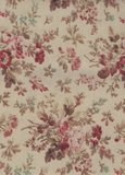 Windham Quilt Back ecru met rozen_