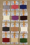 Sajou Retors Du Nord borduurgaren 12 kleuren vintage sortering 1_