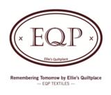 EQP Remembering Tomorrow bruin blaadje_