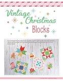 Vintage Christmas, Lori Holt_