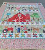 Sew Simple Shapes Farm sweet farm by Lori Holt_
