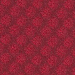 Marcus Fabrics Old Sturbridge Christmas rood werkje