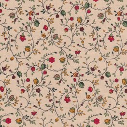 Marcus Fabrics Old Sturbridge Christmas ecru takje
