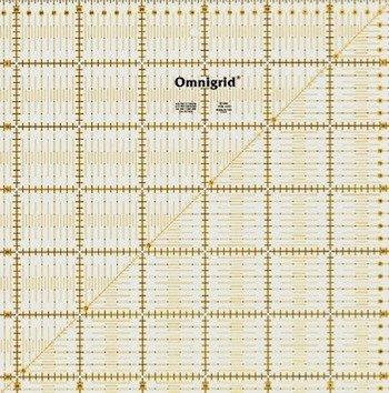 Omnigrid Liniaal 31,5 x 31,5 cm
