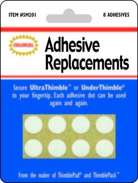 UltraThimble vervangende plakkers