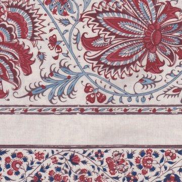 Dutch Heritage Gujarat randstof ecru
