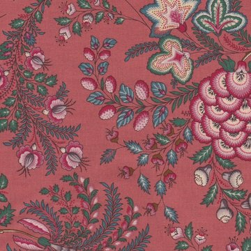 Dutch Heritage Indian Rapsody rood bloem