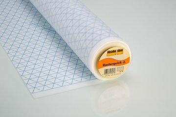 Vlieseline raster quick driehoek