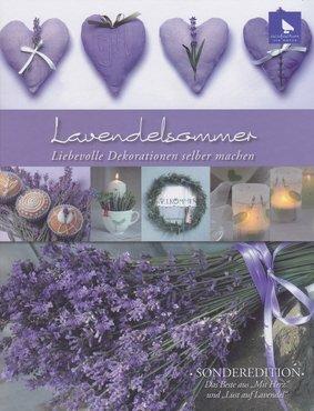 Boek: Lavendelsommer, Ute Menze, Acufactum