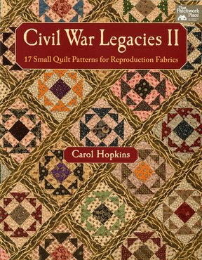 Civil War Legacies 2, Carol Hopkins