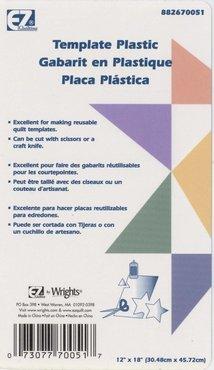 Extra dik template plastic (paterno plaat)