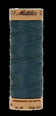 Mettler Quilting Waxed 0852 zeegroen