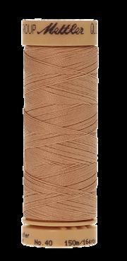 Mettler Quilting Waxed 0514 rozig bruin