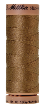 Mettler Silk Finish Cotton 40, 0287 licht bruin