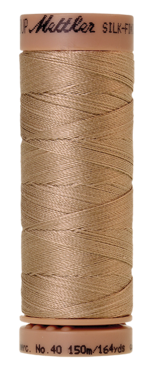 Mettler Silk Finish Cotton 40, 1222 taupe