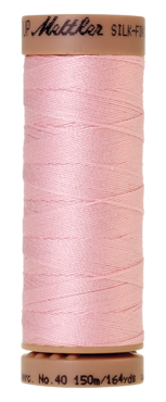 Mettler Silk Finish Cotton 40, 0085 baby roze