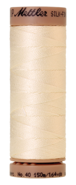 Mettler Silk Finish Cotton 40, 0778 ecru