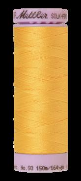 Mettler Silk Finish Cotton 50, 0120 geel