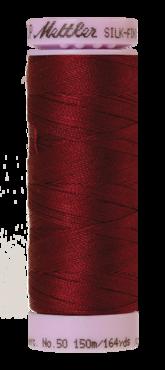 Mettler Silk Finish Cotton 50, 0918 donker rood
