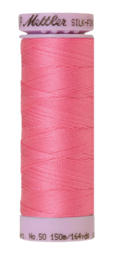 Mettler Silk Finish Cotton 50, 0067 roze