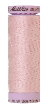 Mettler Silk Finish Cotton 50, 0085 licht roze