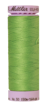 Mettler Silk Finish Cotton 50, 0092 appelgroen