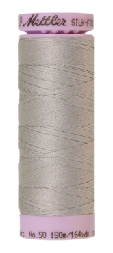 Mettler Silk Finish Cotton 50, 2791 lichtgrijs