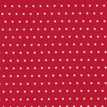 Studio-E rood met witte stippen